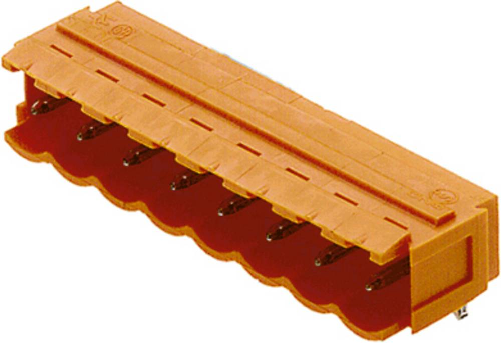 Pinski konektor (standarden) Weidmüller 1512560000, mere: 5.08 mm 20 kosov