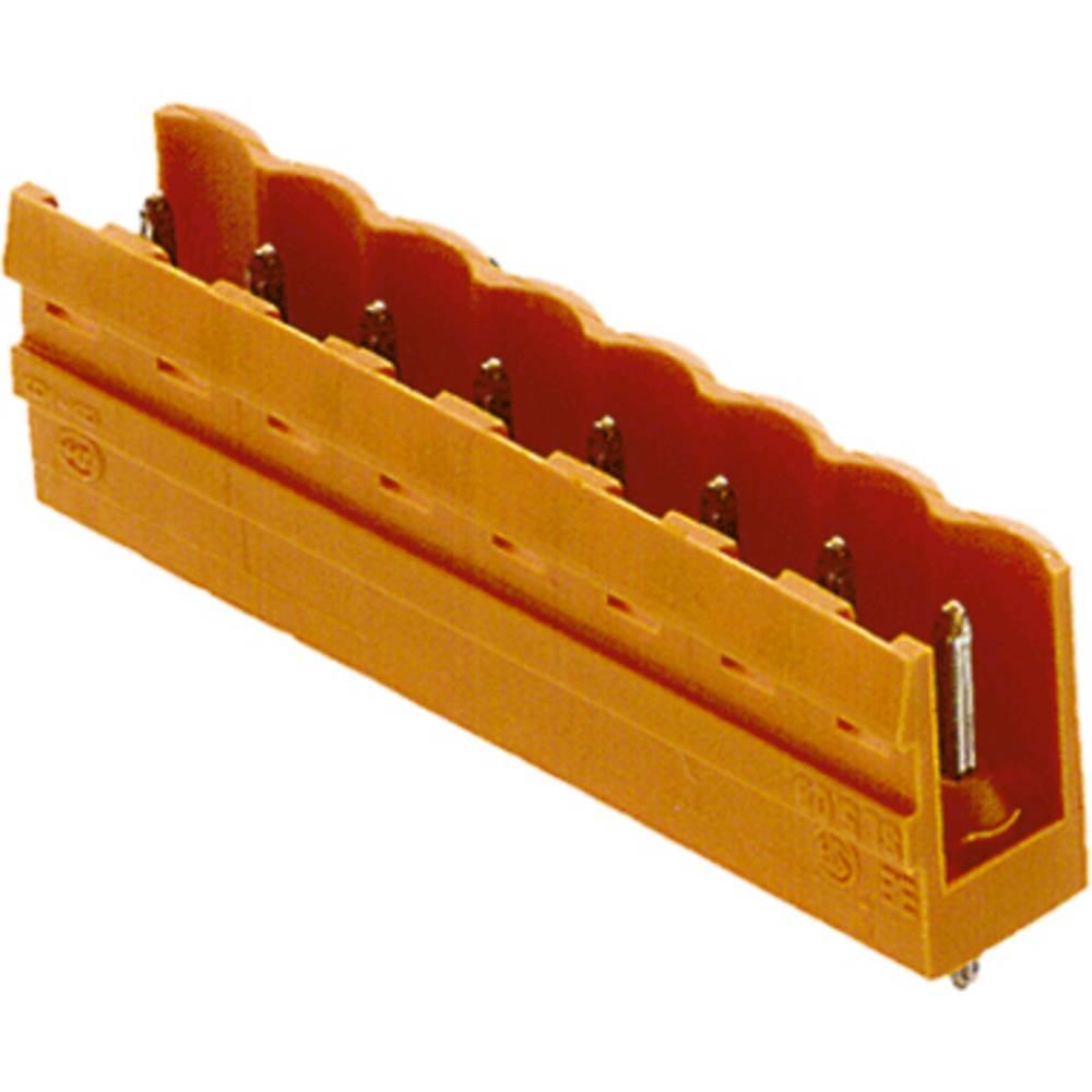 Pinski konektor (standarden) Weidmüller 1517310000, mere: 5.08 mm 100 kosov