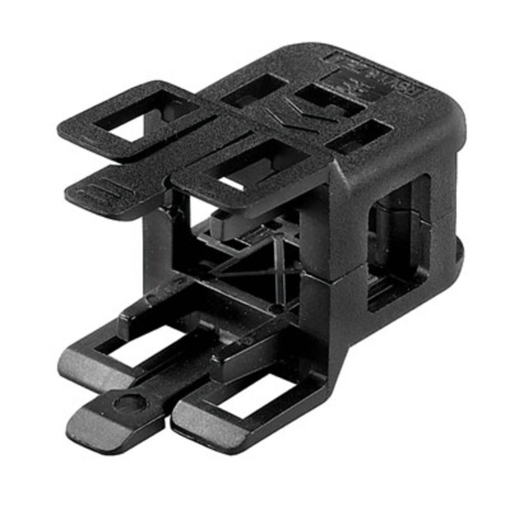 Konektor tiskanega vezja RSV1,6 ZE 6 SW Weidmüller vsebuje: 25 kosov