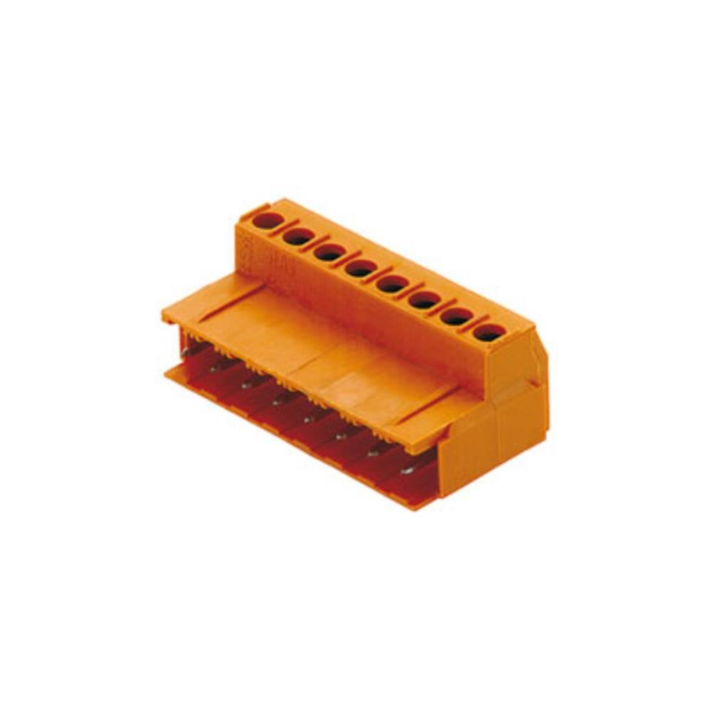 Tilslutningskabinet-printplade BLA/SLA 5.08 Samlet antal poler 10 Weidmüller 1571850000 Rastermål: 5.08 mm 30 stk