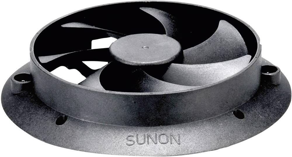 Aksialni ventilator 12 V/DC 22.42 m/h (premer x V) 84.9 mm x 15.4 mm Sunon HA60151V3-E01U-A99
