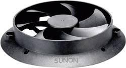 Aksial ventilator 12 V/DC 22.42 m³/h (Ø x H) 84.9 mm x 15.4 mm Sunon HA60151V3-E01U-A99