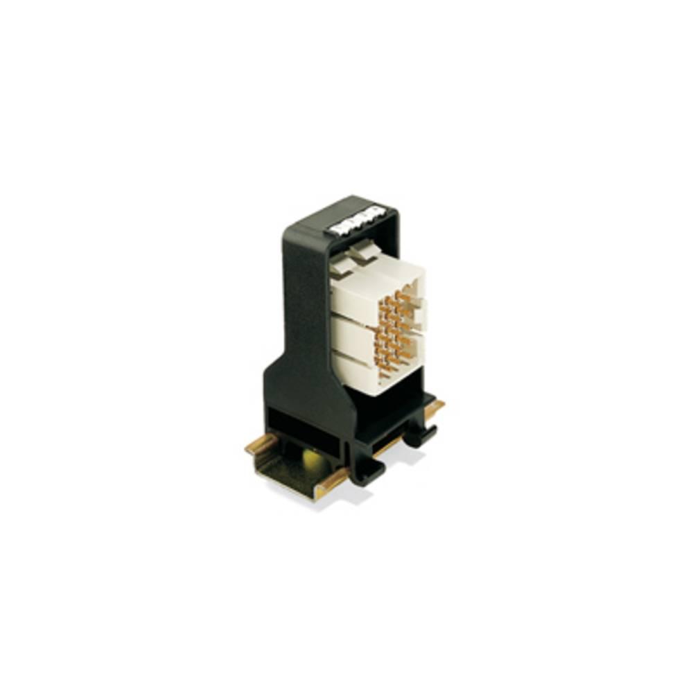 Konektor tiskanega vezja RSV1,6 RF9/35X15 SW Weidmüller vsebuje: 10 kosov