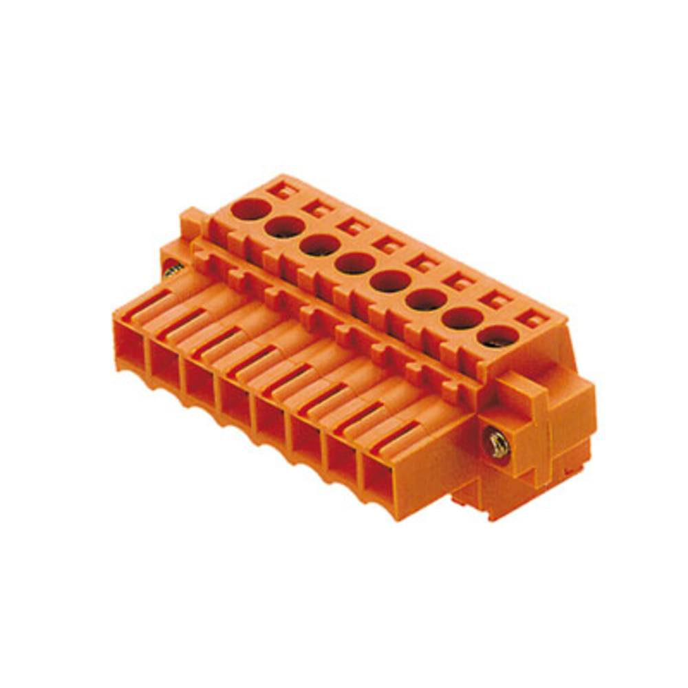 Vtični konektor za tiskana vezja Weidmüller 1615840000 vsebuje: 50 kosov