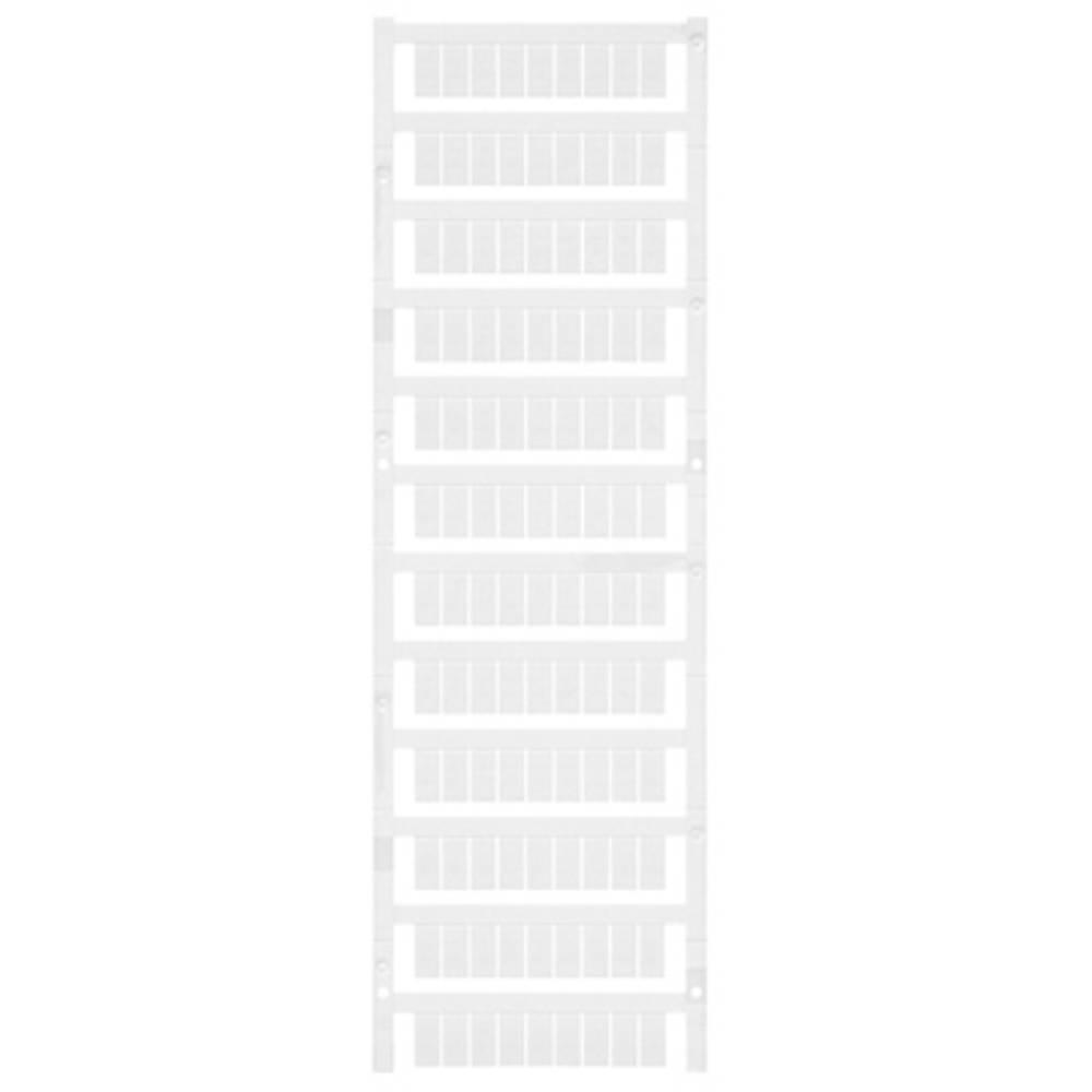 Enhed markører MultiCard WS 12/6,5 MC NEUTRAL 1609920000 Hvid Weidmüller 540 stk