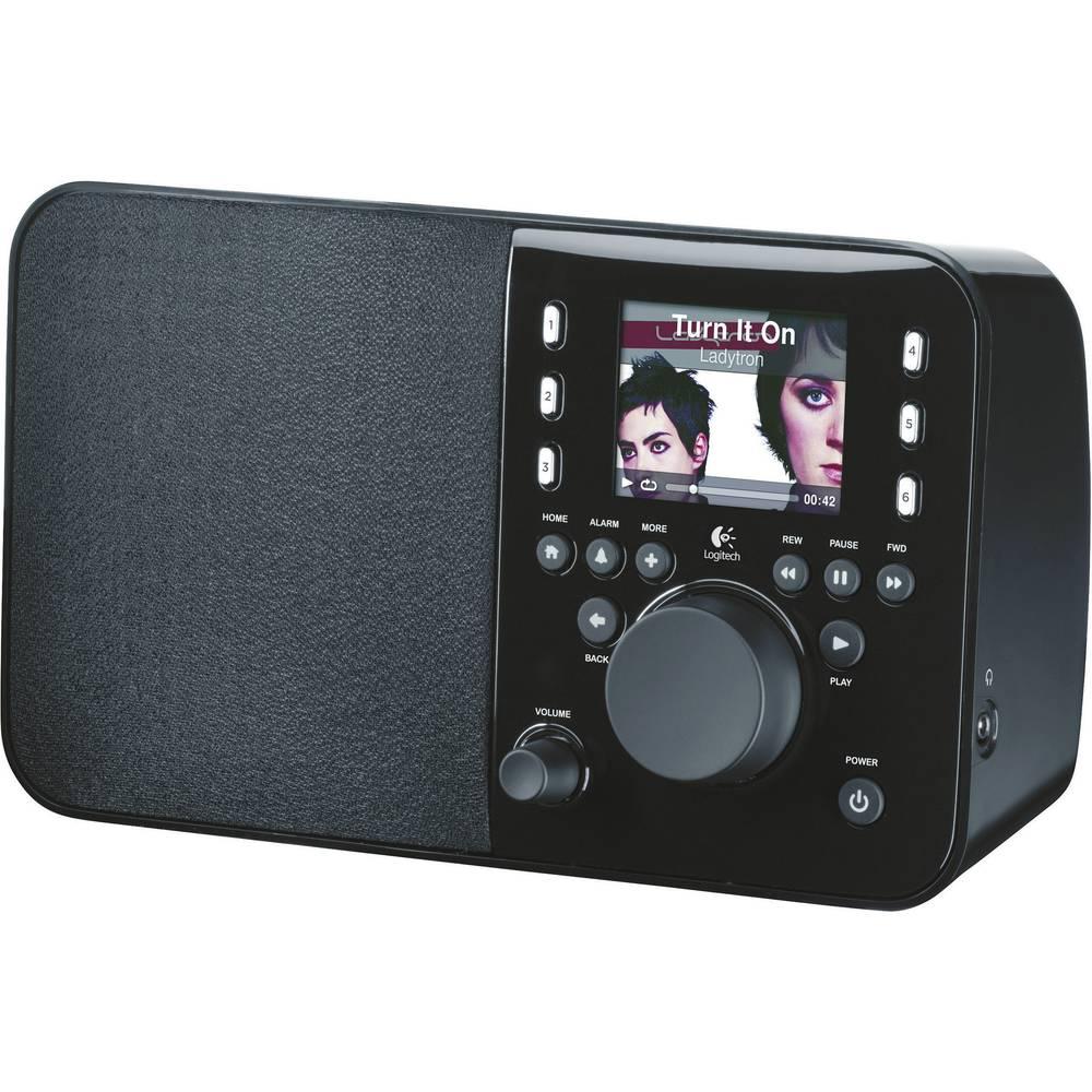 Logitech Squeezebox™ Internet Radio,Black
