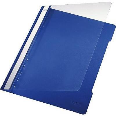 Leitz Manilla folder 4191-00-35 Blue A4