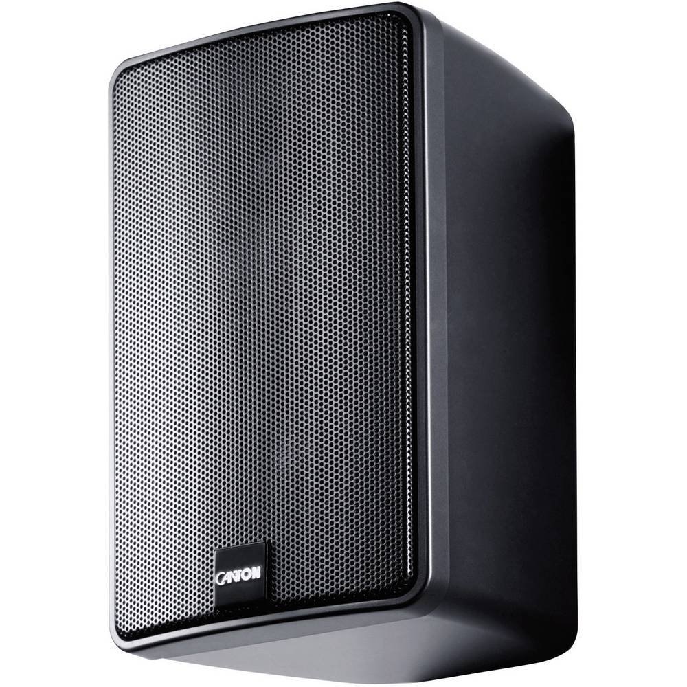 Canton Plus GX3 Bookshelf Speaker Black 100 W 45 Hz