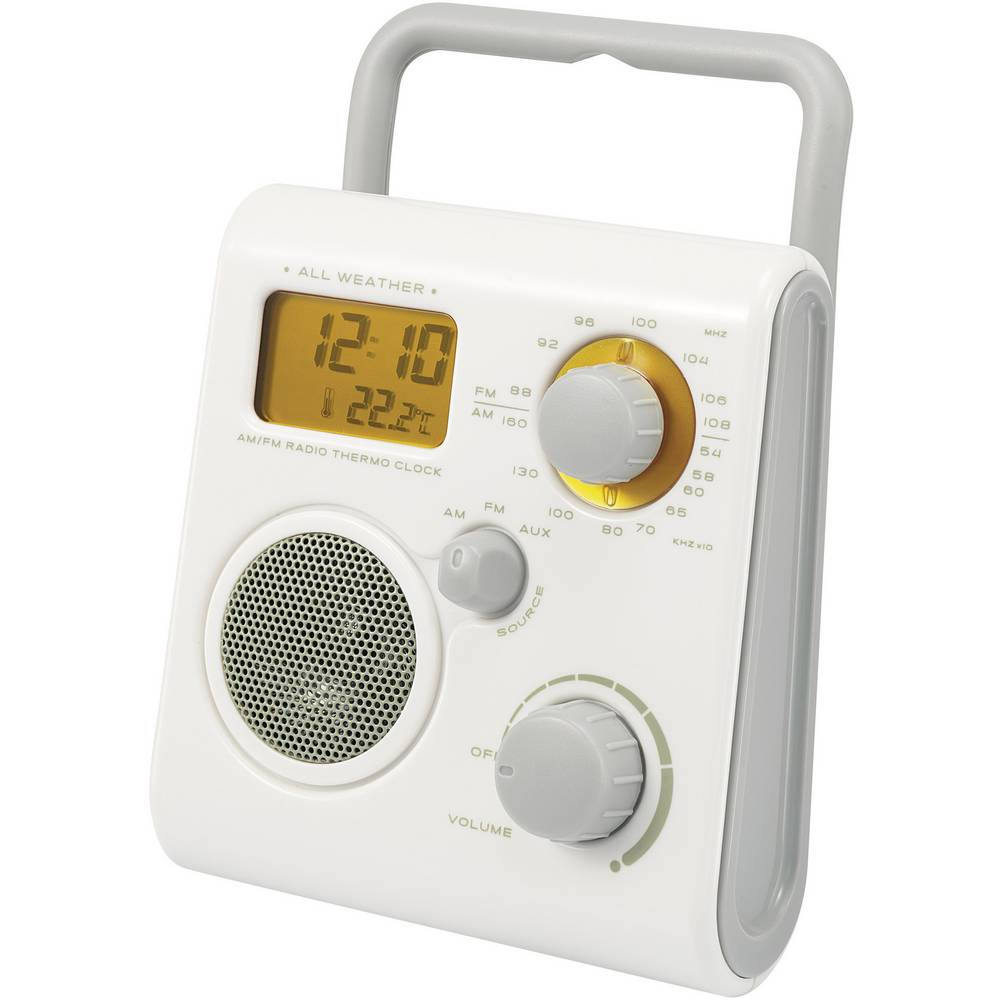 renkforce d r9005 bathroom radio - Bathroom Radio