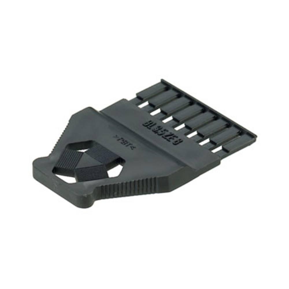 Konektor tiskanega vezja BL 3.5 ZE 3 OR Weidmüller vsebuje: 50 kosov