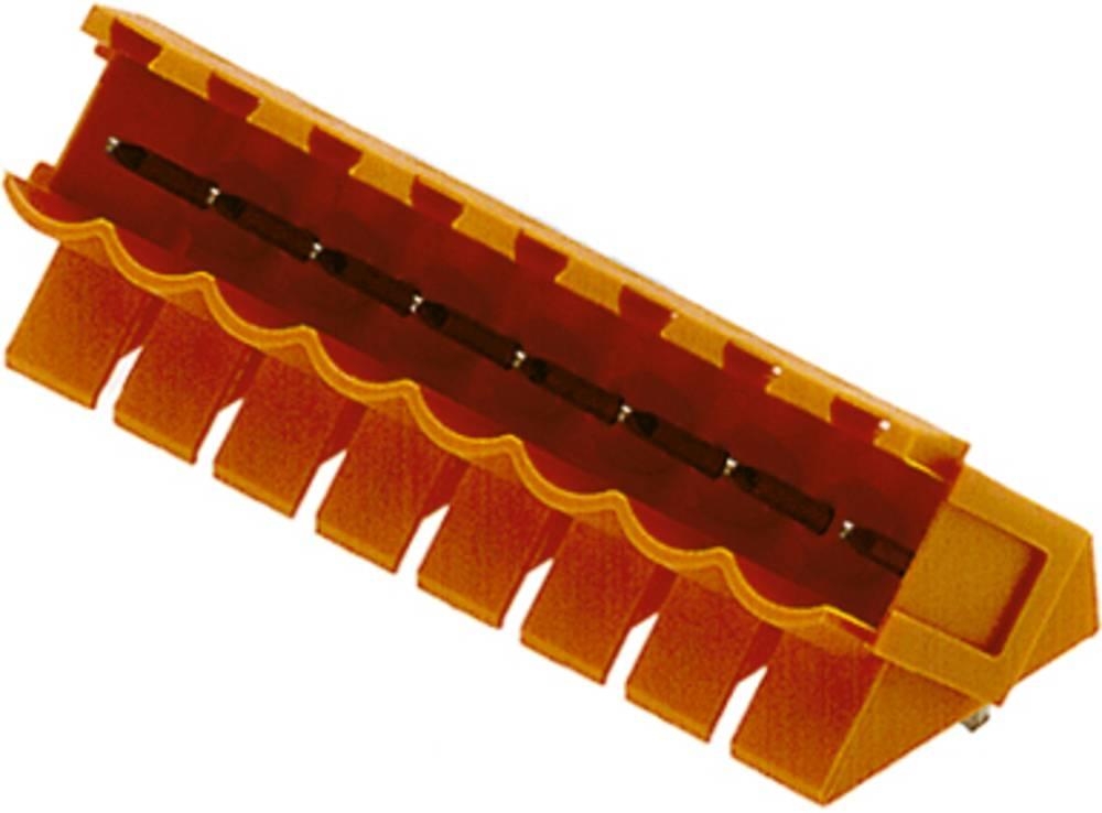 Stiftkabinet-printplade BL/SL 5.00 Samlet antal poler 24 Weidmüller 1630700000 Rastermål: 5 mm 20 stk