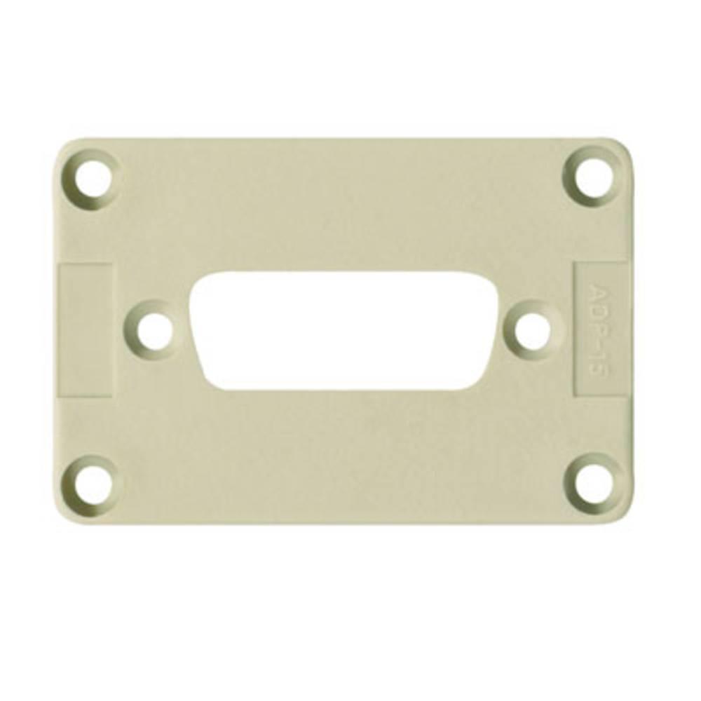 adapterplade Weidmüller ADS/6-1/15 10 stk