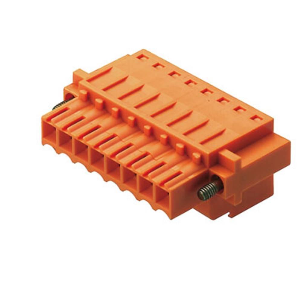 Tilslutningskabinet-kabel BL/SL Samlet antal poler 20 Weidmüller 1691290000 Rastermål: 3.50 mm 20 stk