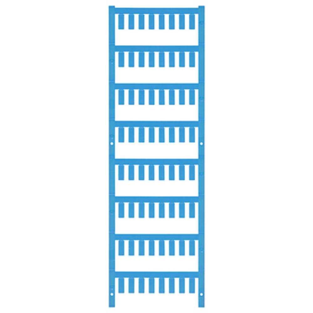 Ledermarkør Weidmüller VT SF 3/12 NEUTRAL BL V0 1718490002 640 stk Antal markører 640 Atolblå