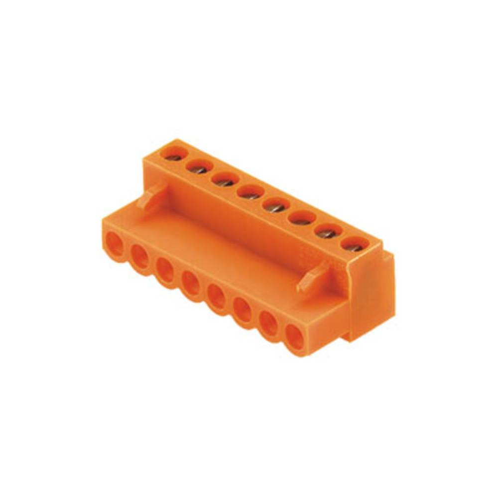 Priključek (standardni) Weidmüller 1730730000, mere: 5 mm 50 kosov