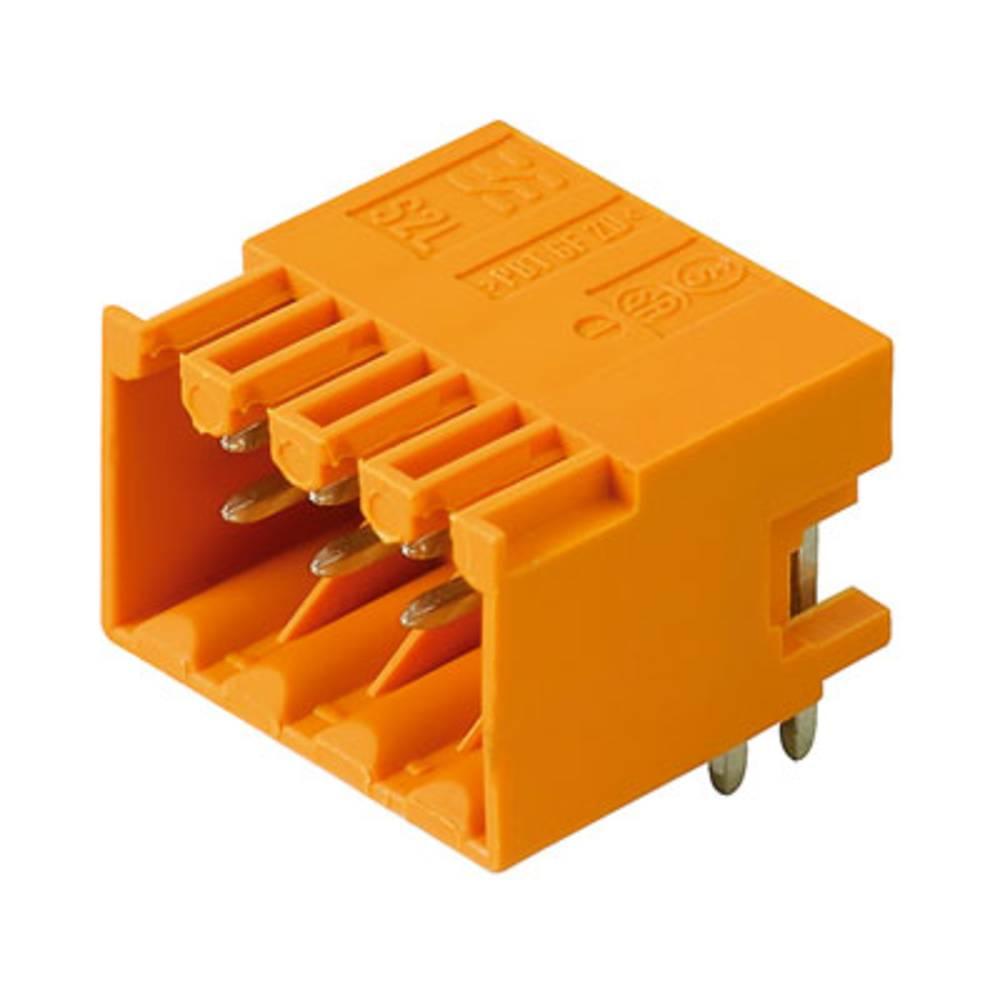 Konektor tiskanega vezja Weidmüller vsebuje: 60 kosov