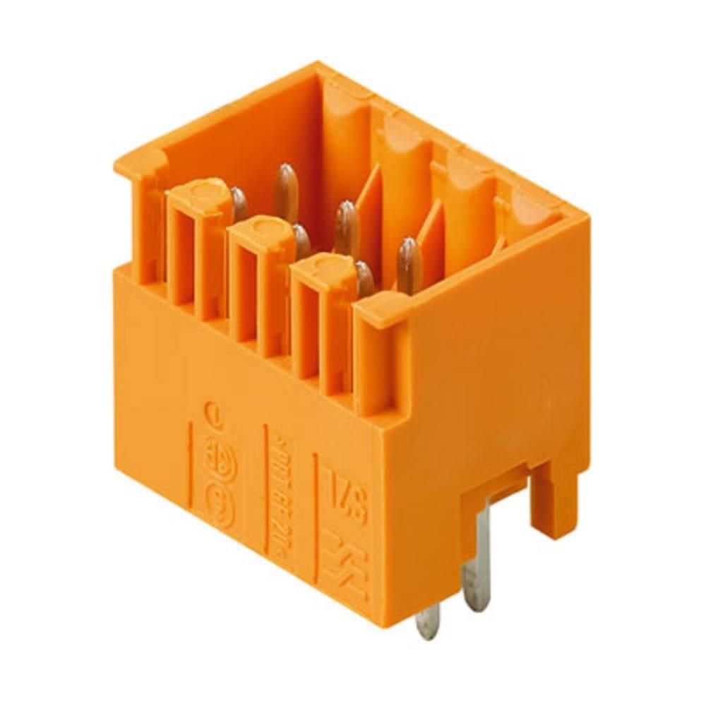 Stiftkabinet-printplade B2L/S2L 3.50 Samlet antal poler 20 Weidmüller 1728860000 Rastermål: 3.50 mm 48 stk