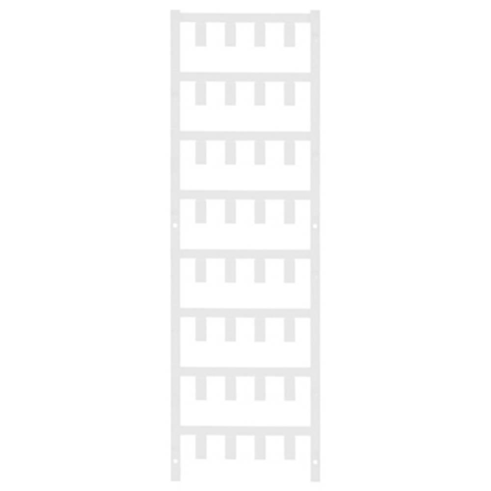 Ledermarkør Weidmüller VT SF 4/12 NEUTRAL WS V0 1746030001 192 stk Antal markører 192 Hvid