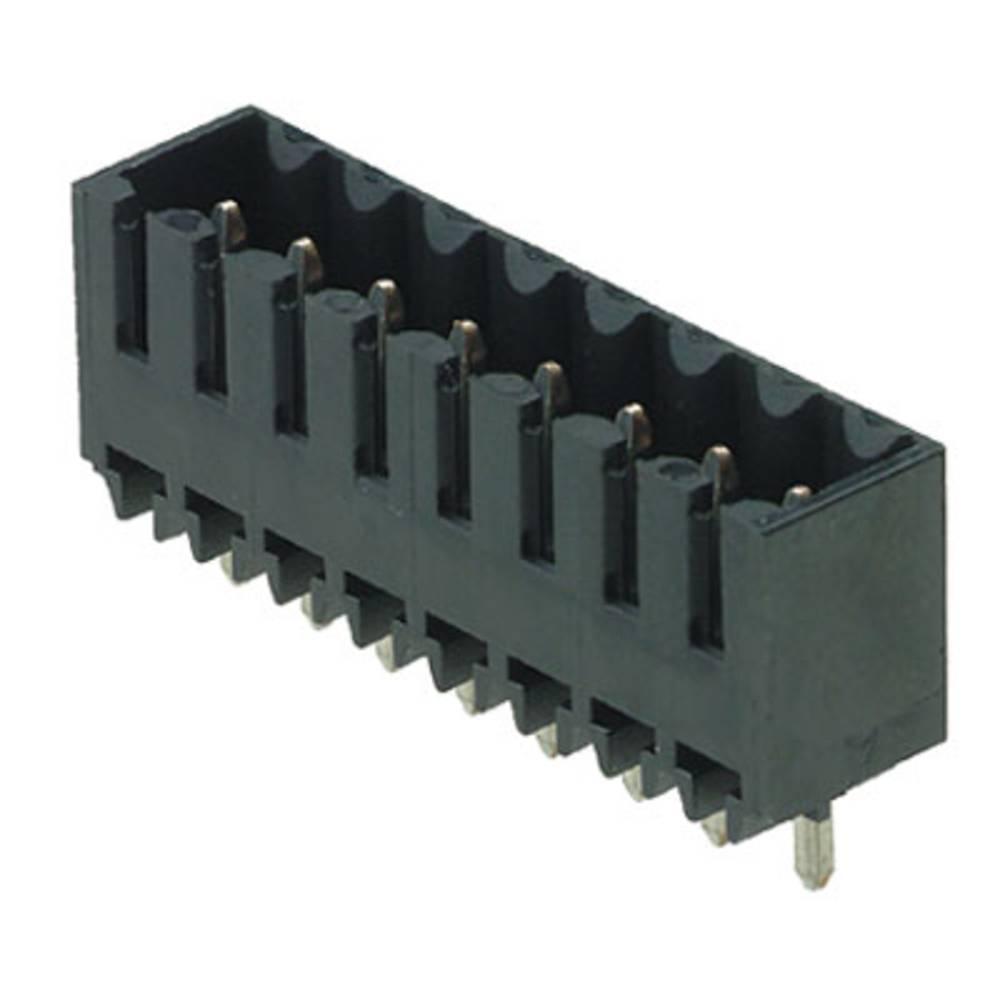 Vtični konektor za tiskana vezja črne barve Weidmüller 1753054001 vsebuje: 265 kosov
