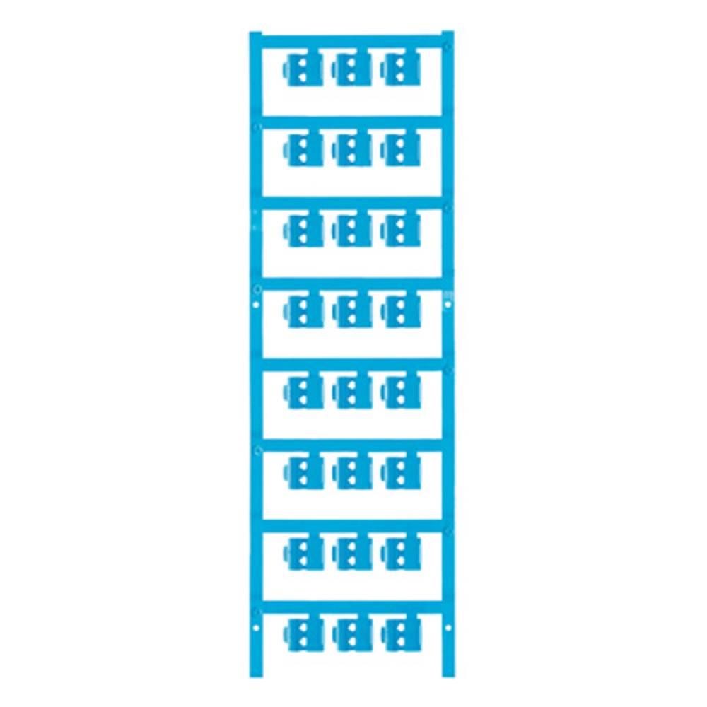 Markeringsophæng Weidmüller SFC 2/12 NEUTRAL BL 1758320002 120 stk Antal markører 120 Atolblå