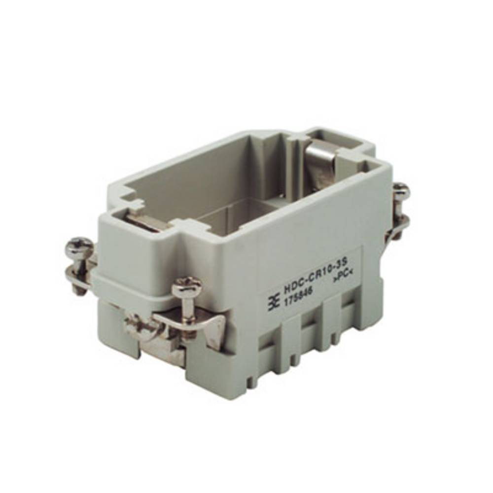 Okvirji HDC-CR10-3S GR Weidmüller vsebuje: 5 kosov