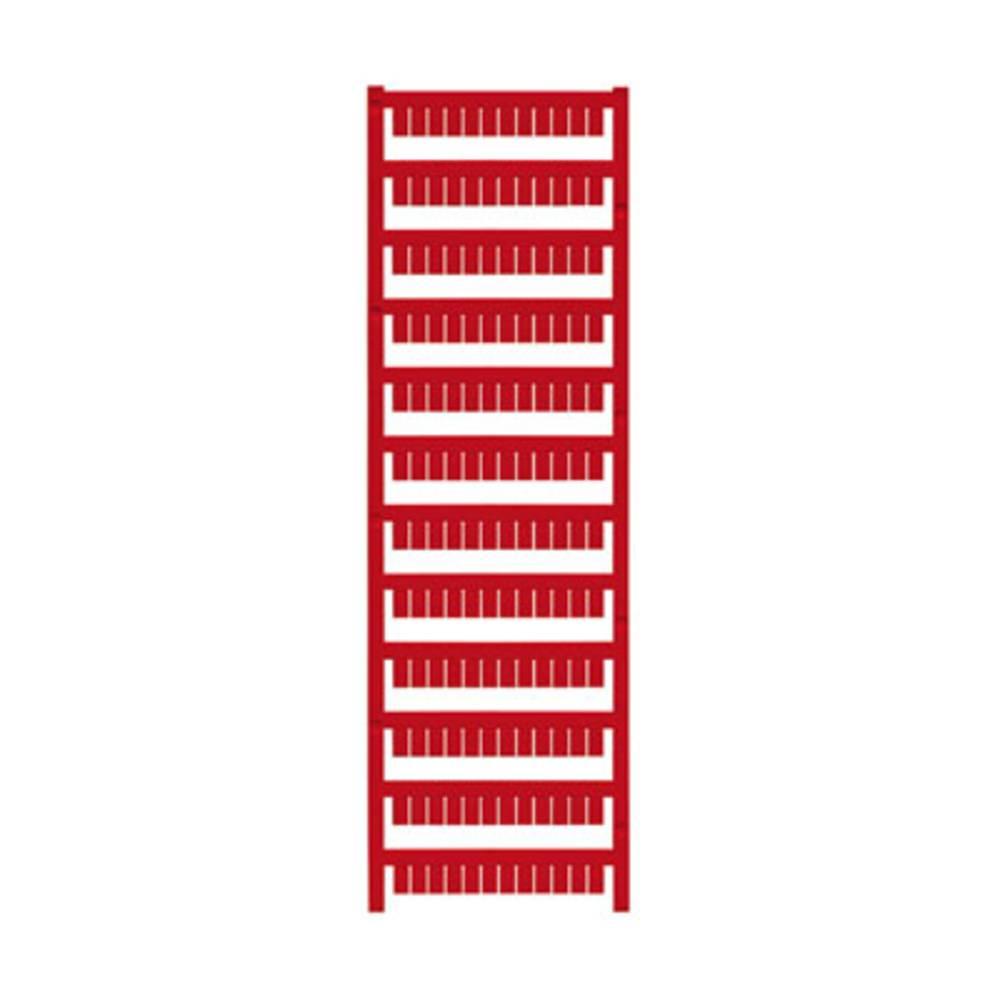 Enhed markører MultiCard WS 8/5 MC NEUTRAL RT 1773521686 Rød Weidmüller 720 stk