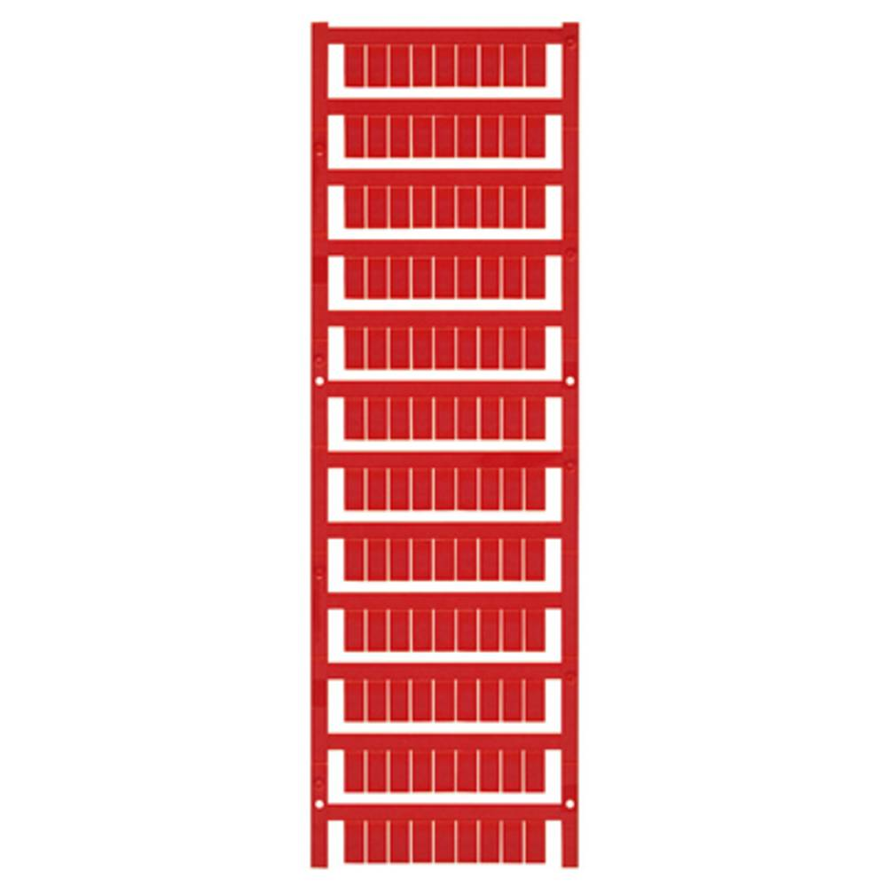 Enhed markører MultiCard WS 12/6,5 MC NEUTRAL RT 1773561686 Rød Weidmüller 540 stk