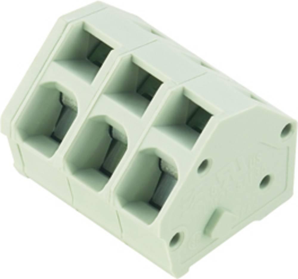 Fjederkraftsklemmeblok Weidmüller LMZF 5/8/135 3.5SW 2.50 mm² Poltal 8 Sort 100 stk
