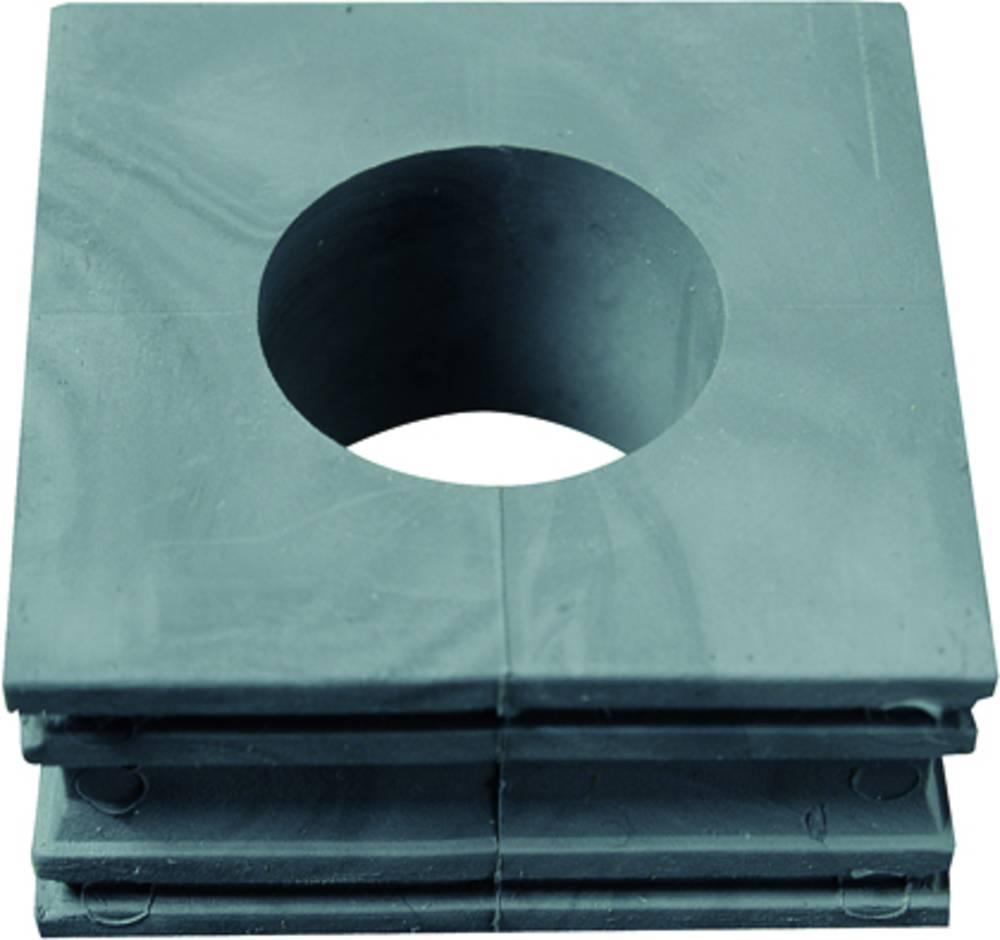 Kabelska uvodnica premer sponke (maks.) 26 mm Weidmüller CABTITE KT 25 10 kos