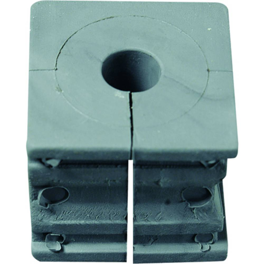 Kabelska uvodnica premer sponke (maks.) 5 mm Weidmüller CABTITE KT 4 10 kos