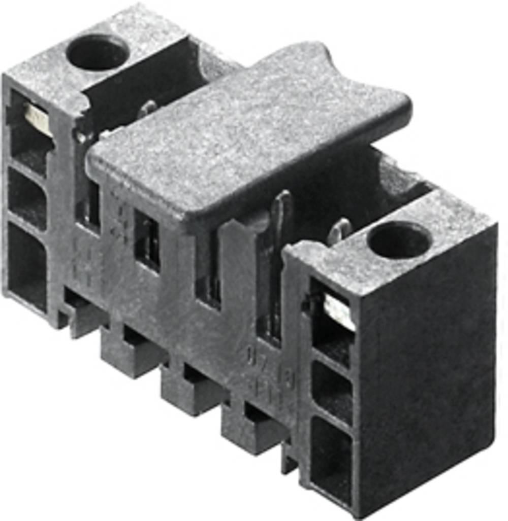 Vtični konektor za tiskana vezja Weidmüller 1761814001 vsebuje: 385 kosov