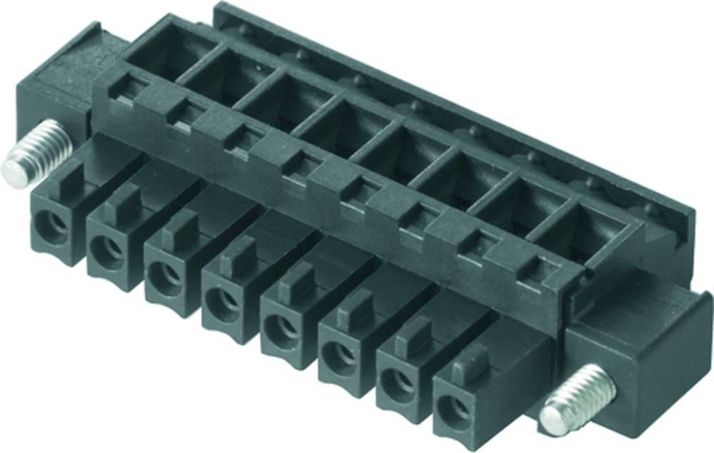Vtični konektor za tiskana vezja Weidmüller 1845690000 vsebuje: 50 kosov