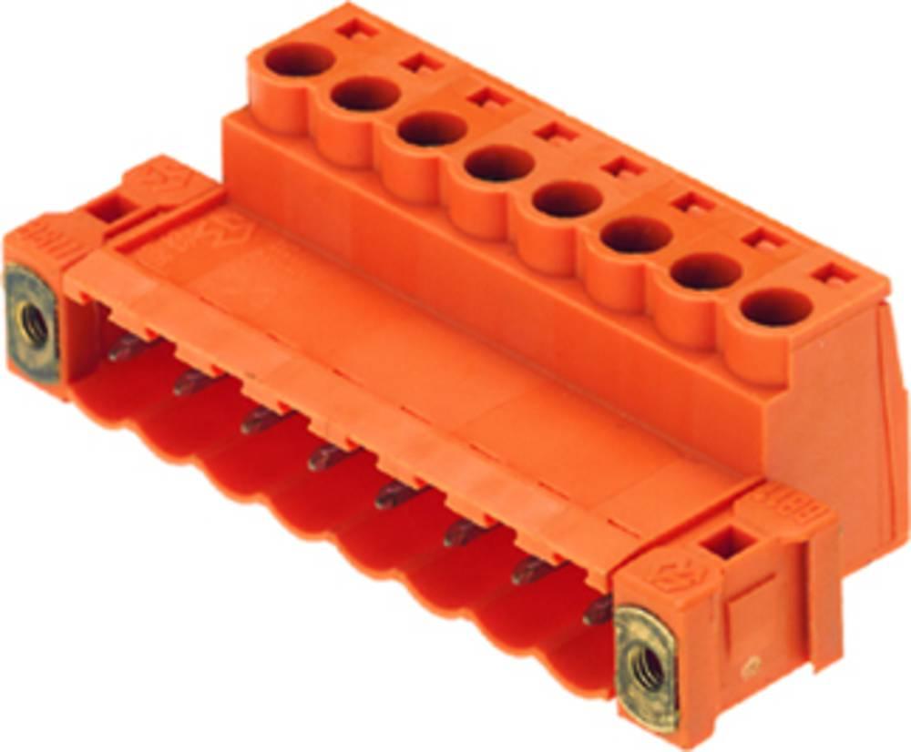 Stiftkabinet-kabel BL/SL 5.08 Samlet antal poler 4 Weidmüller 1846380000 Rastermål: 5.08 mm 60 stk