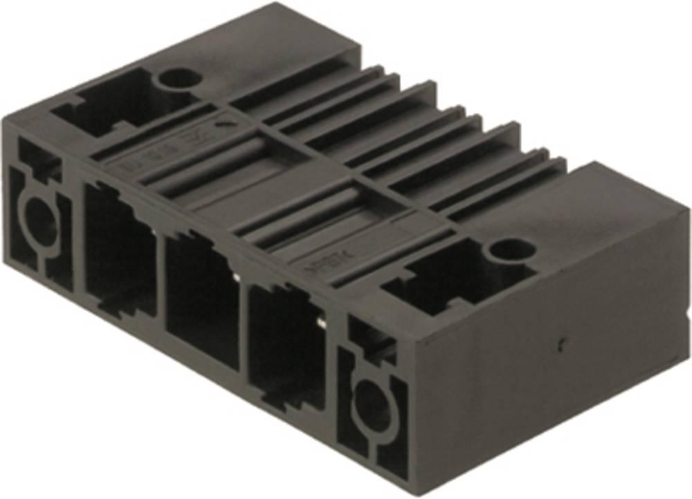 Vtični konektor za tiskana vezja črne barve Weidmüller 1851080000 vsebuje: 20 kosov