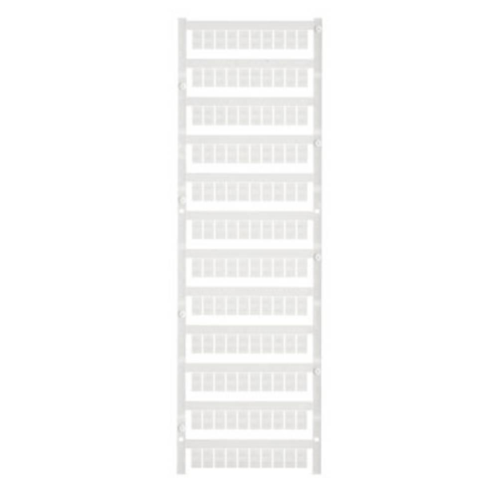Enhed markører MultiCard MFF 10/6 MC NEUTRAL 1856780000 Hvid Weidmüller 600 stk