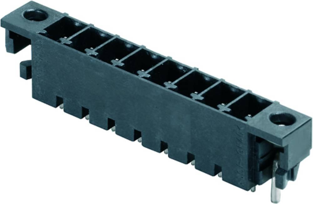 Vtični konektor za tiskana vezja črne barve Weidmüller 1864220000 vsebuje: 300 kosov