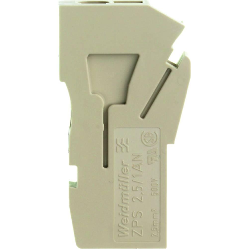 kobling ZPS 2.5/1AN/QV/1 1865880000 Weidmüller 50 stk