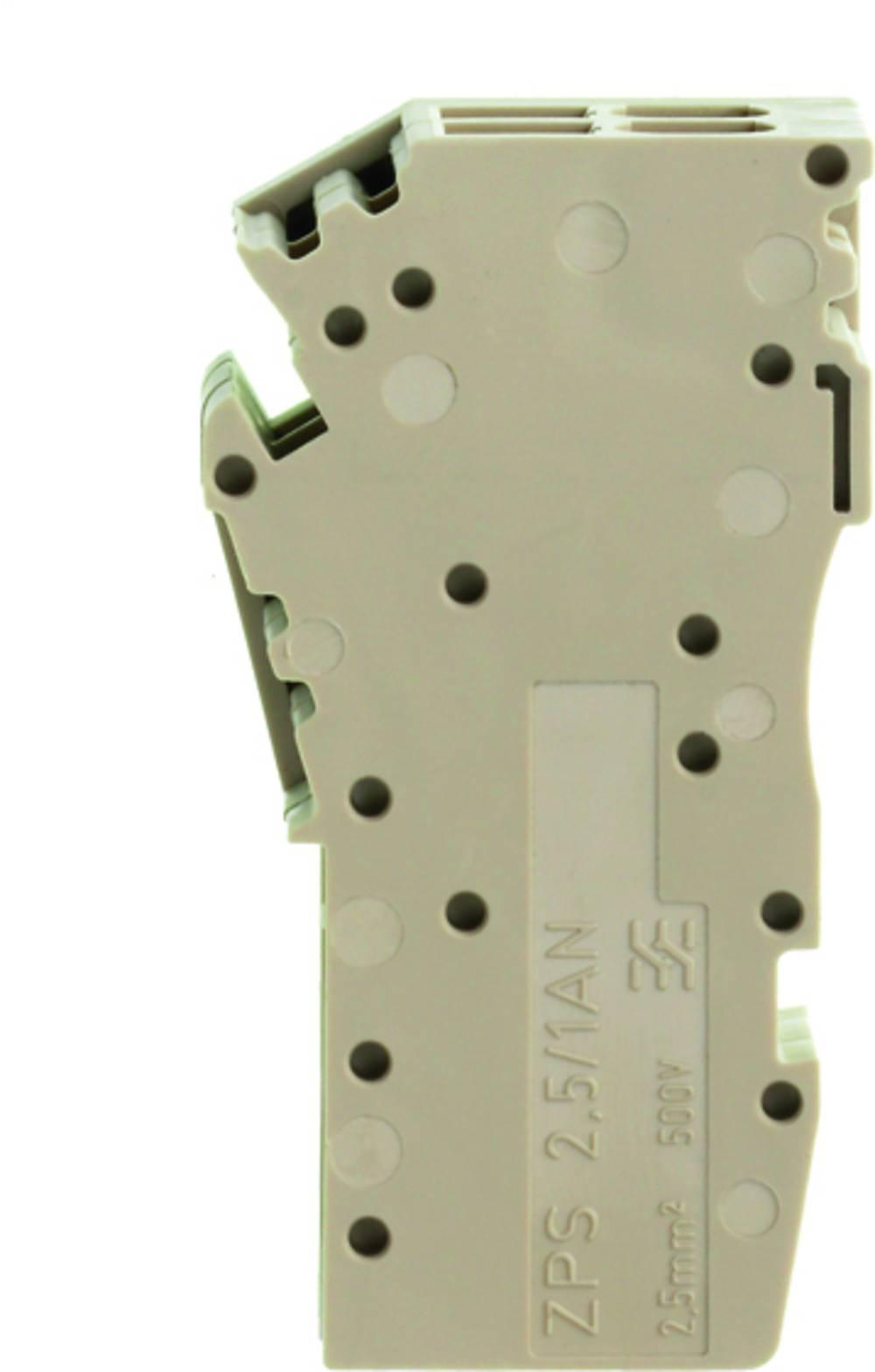 kobling ZPS 2.5/1AN/QV/2 1865900000 Weidmüller 20 stk
