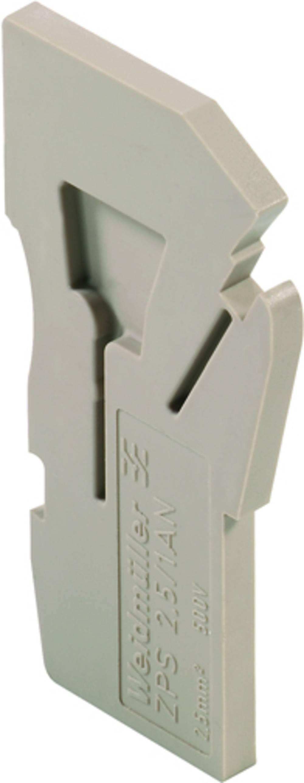 kobling ZPS 2.5/1AN/QV/12 1866000000 Weidmüller 10 stk