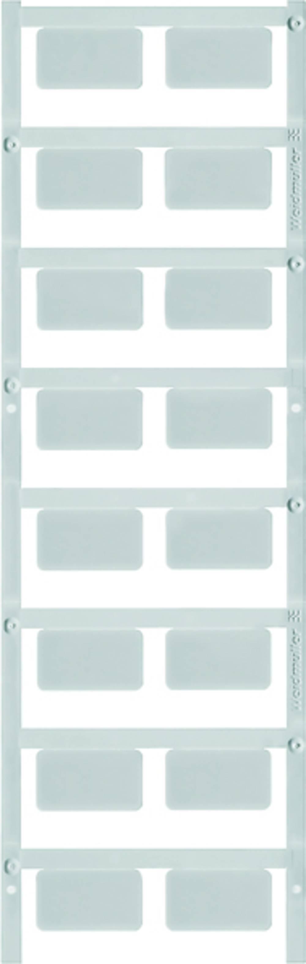 Makering af apparater Weidmüller CC 15/49 K MC NEUTR. WS 1877220000 40 stk Antal markører 40 Hvid