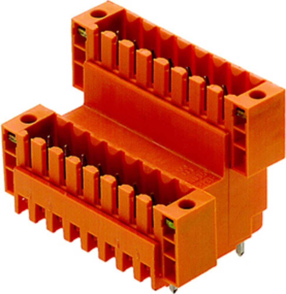Indbygningsstiftliste (standard) Samlet antal poler 14 Weidmüller 1891080000 Rastermål: 3.50 mm 20 stk
