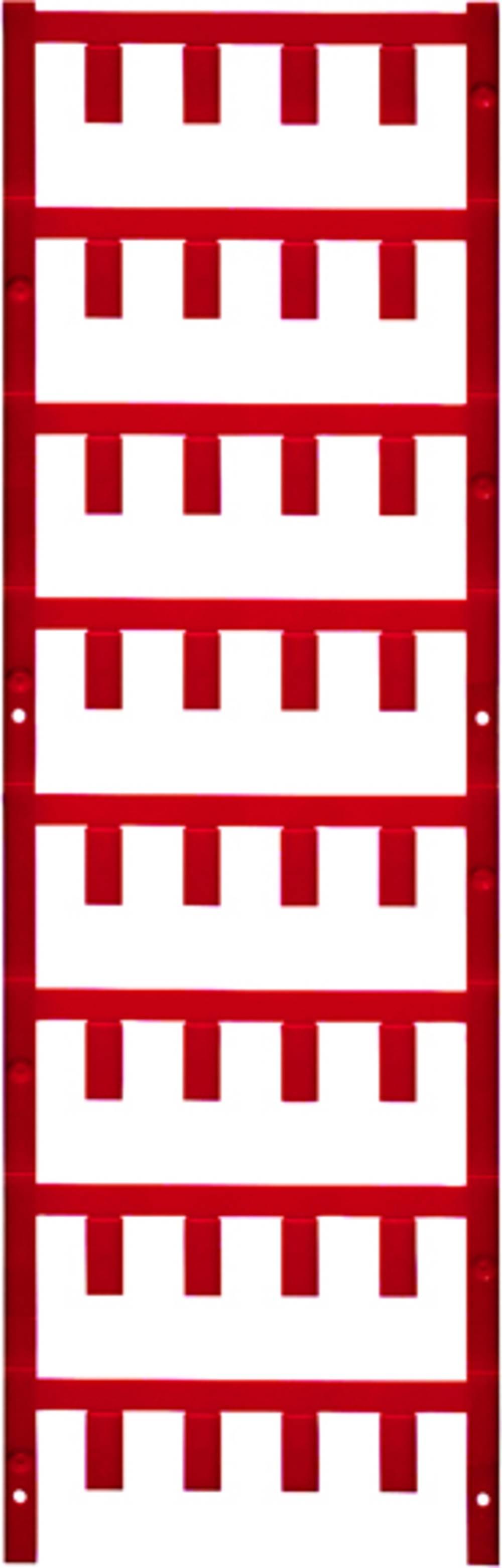 Ledermarkør Weidmüller SF 4/12 NEUTRAL RT V2 1919570000 128 stk