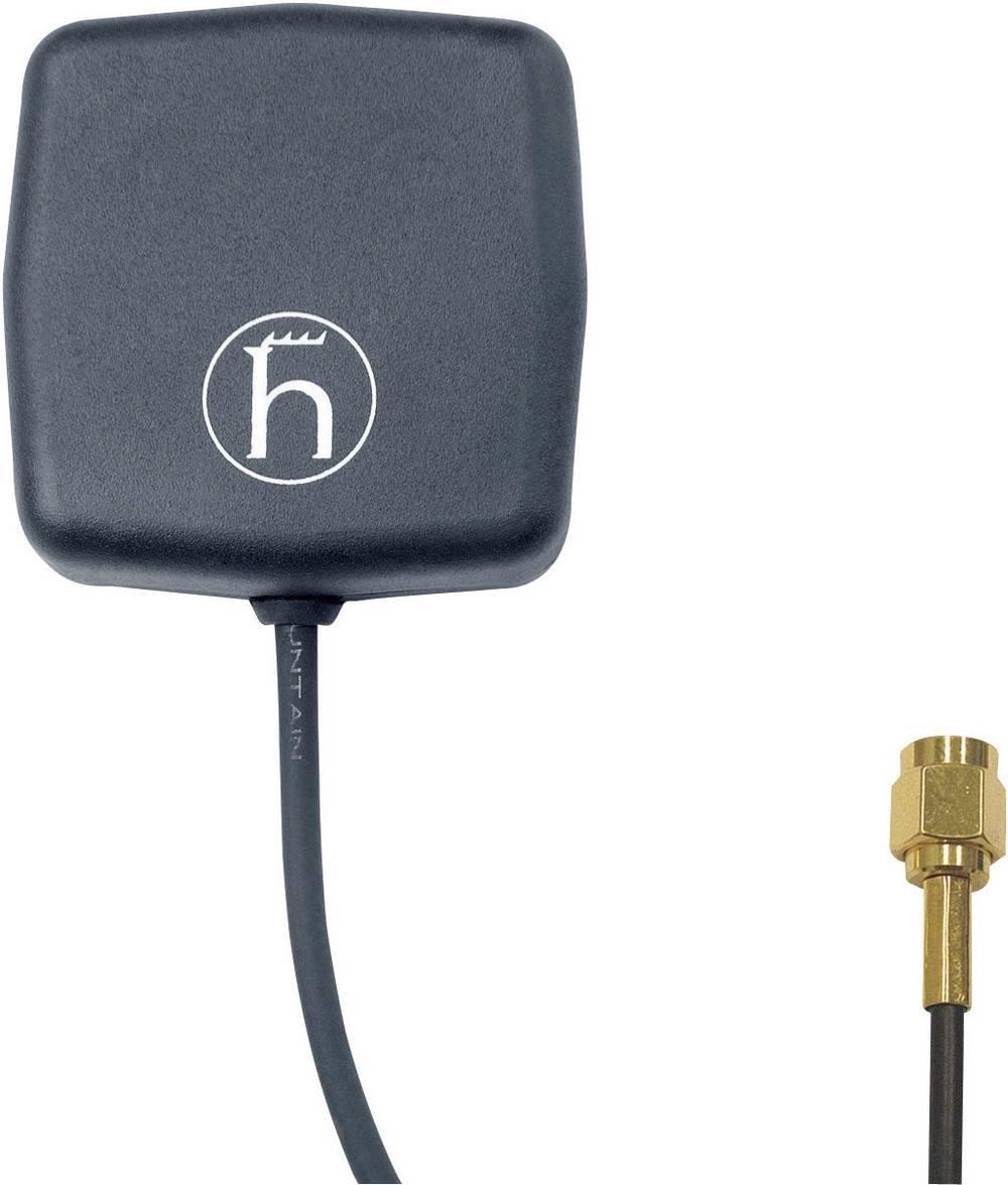 Antena Hirschmann GPS7, moškikonektor M/SMA