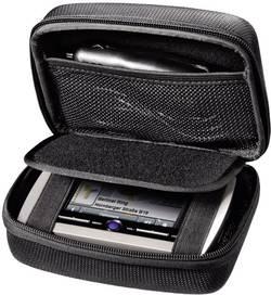Univerzalna torba za navigacijske uređaje Hama tvrda, crna