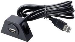 USB-forlængerledning Sinustec USB-2