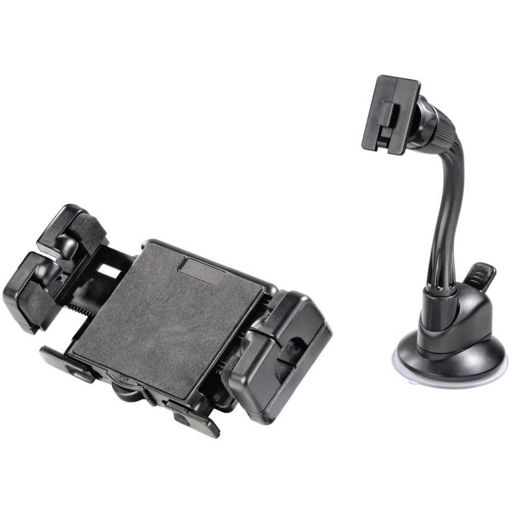 Automobilski držač za navigacijski uređaj Hama veliki vakumski podnožak