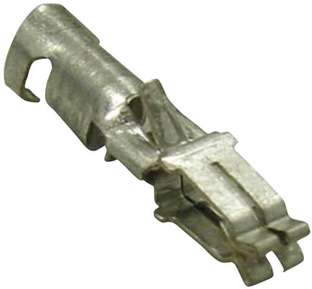 Kontakt z dvojno ploščato vzmetjo, 2,8 mm, 5 kosov 53C751 AIV