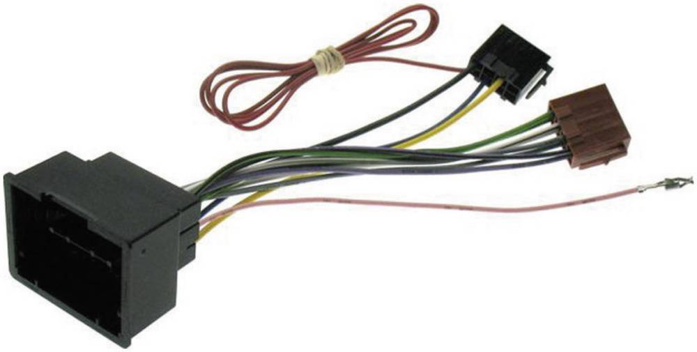 AIV Vauxhall ISO Adapter Cable