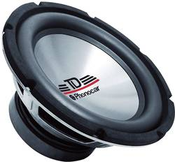 Auto-subwoofer-chassis Phonocar 2/078 4 Ohm 250 mm 450 W
