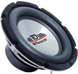 Auto-subwoofer-chassis Phonocar 2/077 4 Ohm 200 mm 300 W